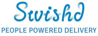 Swishd - People Powered Delivery